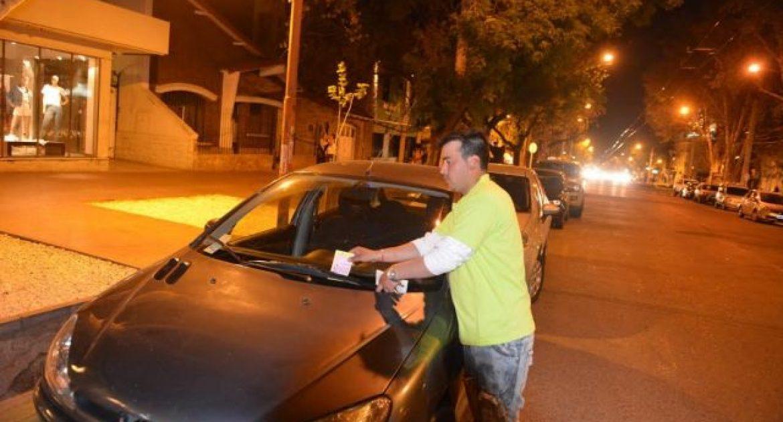 Comenz el estacionamiento medido en la calle ar stides villanueva ciudad de mendoza - El escondite calle villanueva ...