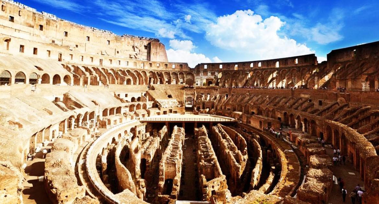 postales de grecia y roma antiguas en la nave  u2013 ciudad de