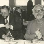 Con Gunther Lorenz