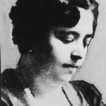 Su madre Sara Fisígaro