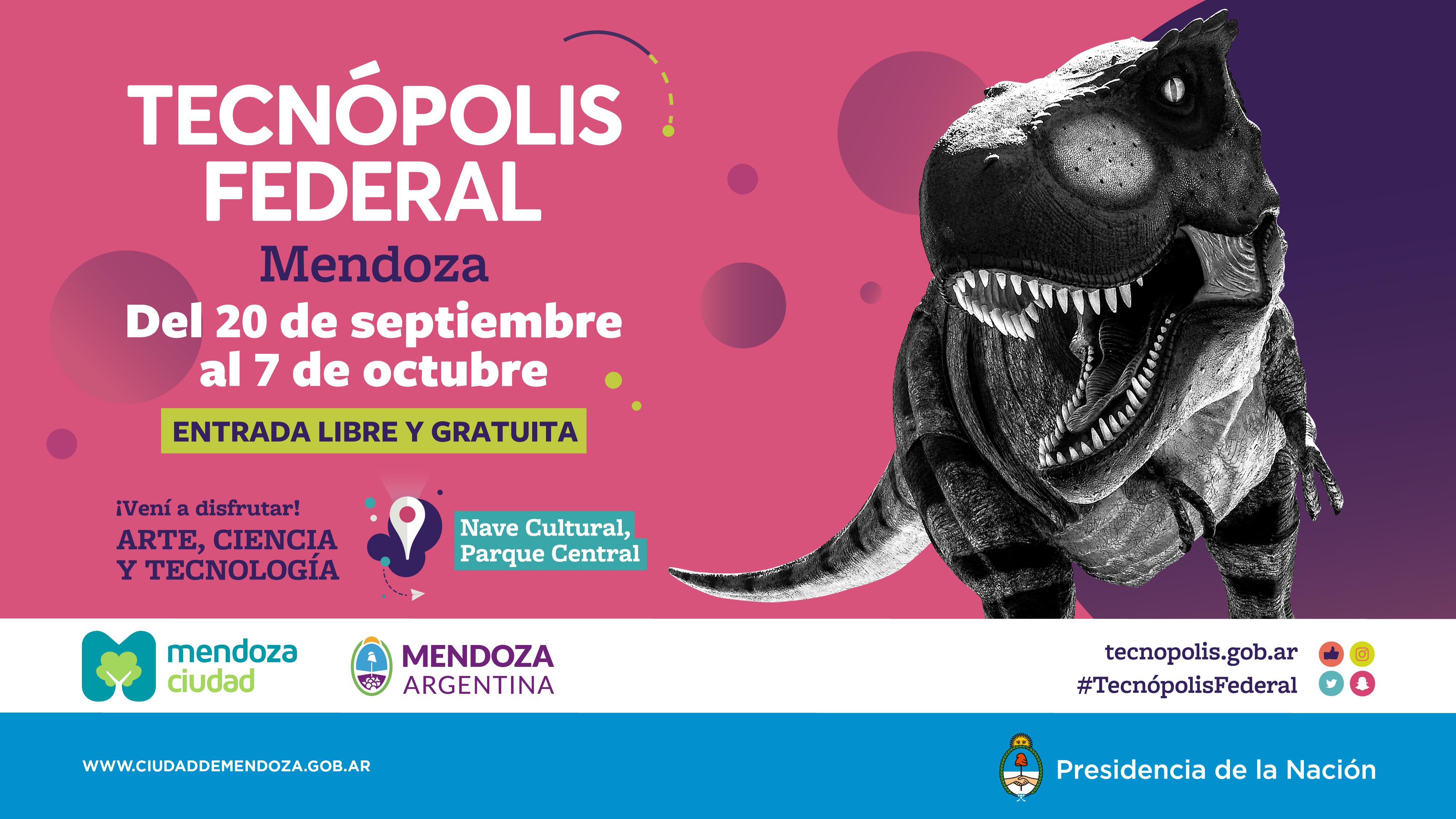 La megamuestra más importante de la región estará presente del 20 de septiembre al 7 de octubre.