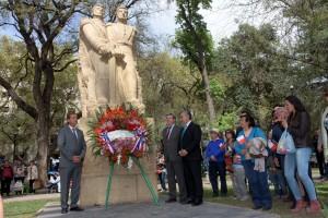 acto día independencia Chile 2