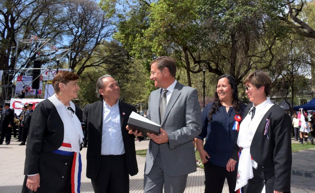 acto día independencia Chile 3