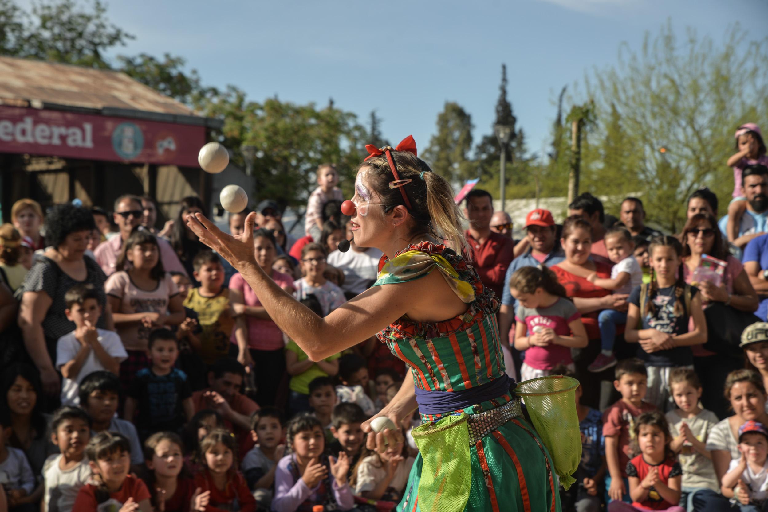 El Circo de Campanita Tecnópolis Federal Mendoza