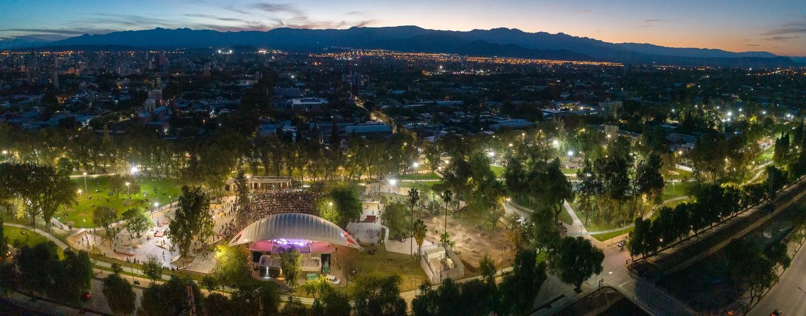 Parque O'Higgins foto home web