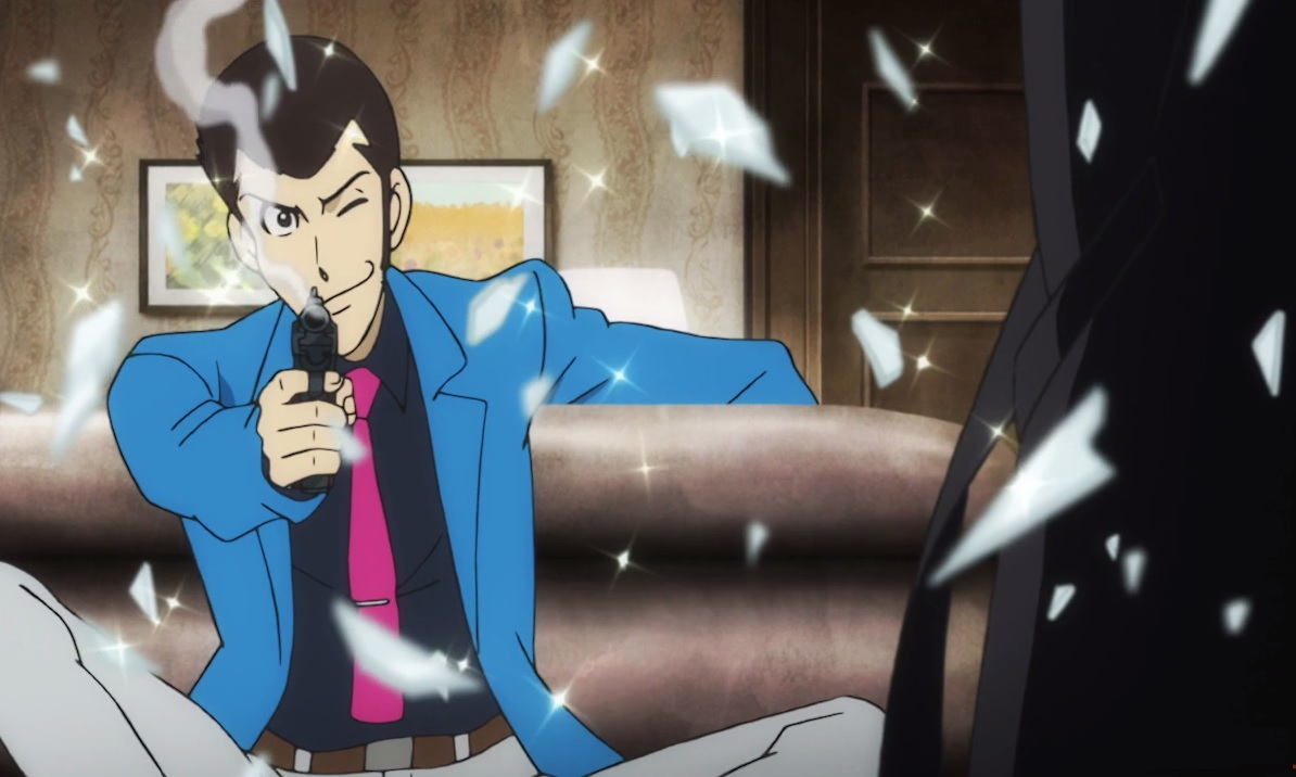 Lupin otra III