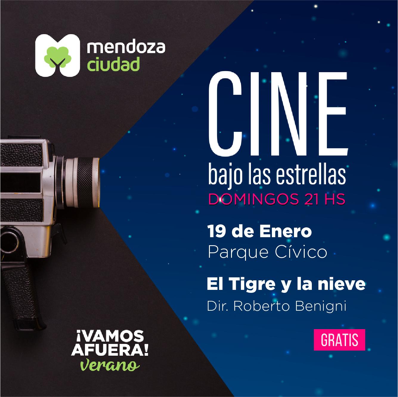 CINE 19deEnero