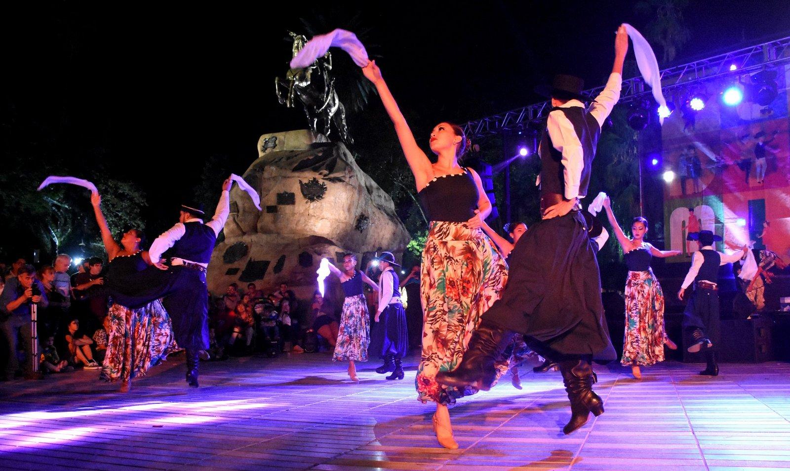 Bailes sociales