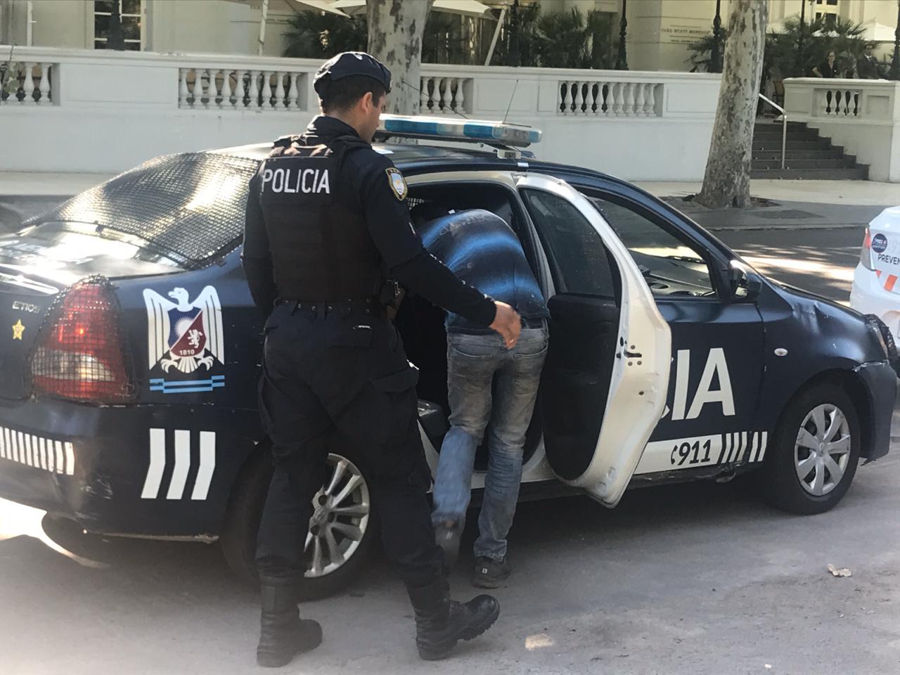 Preventores policía