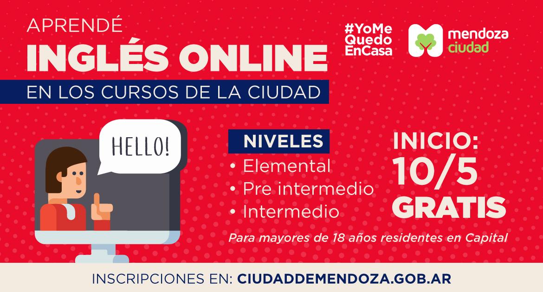 Aprende Ingles Online En Los Cursos De La Ciudad Ciudad De Mendoza