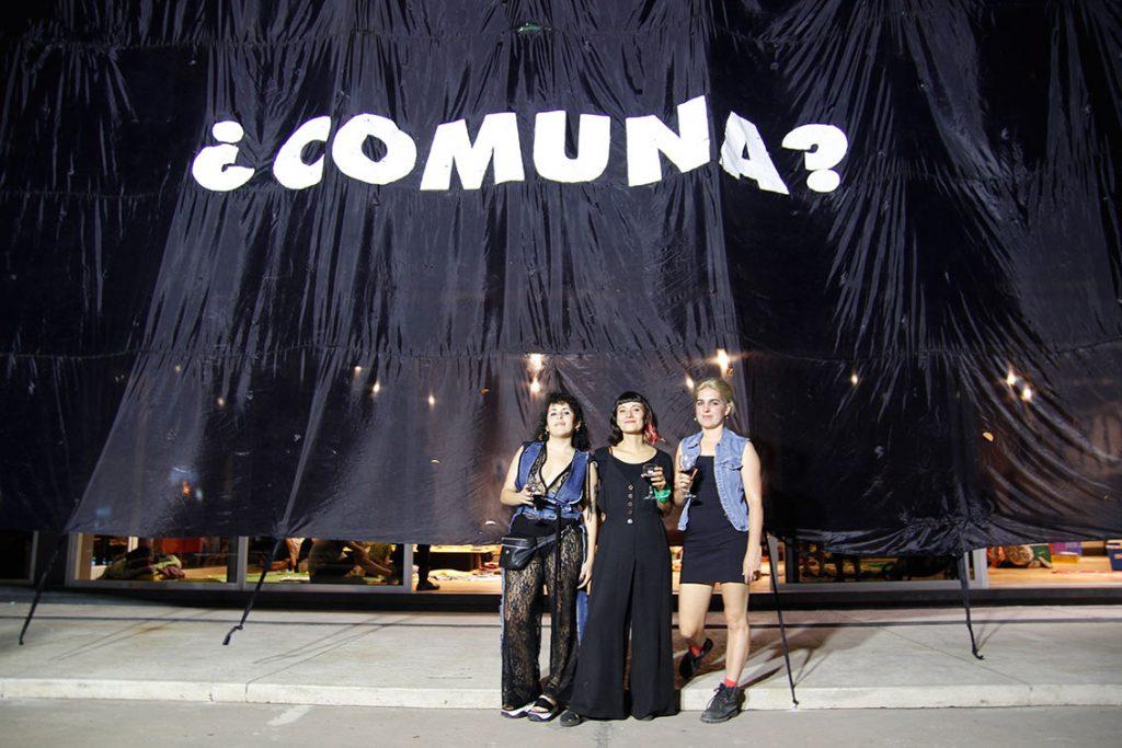 9 RETRATO COLECTIVO COMUNA 150dpi 1134x756px Florencia Breccia Antonella Pezzolla y Jimena Lusi