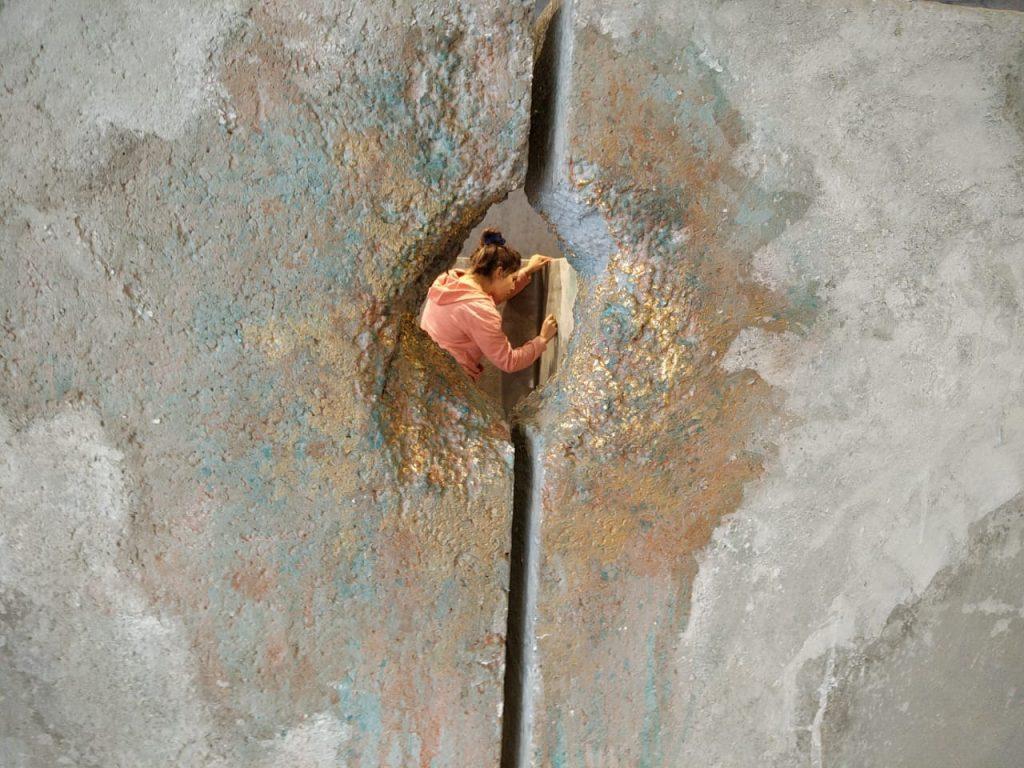 Artista Patricia Yacomo 2