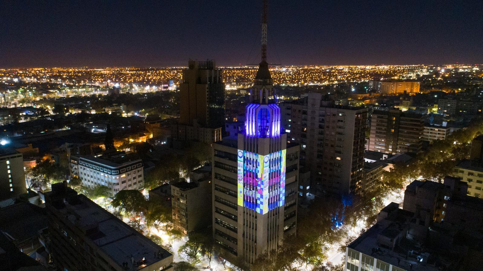 ciudad de noche