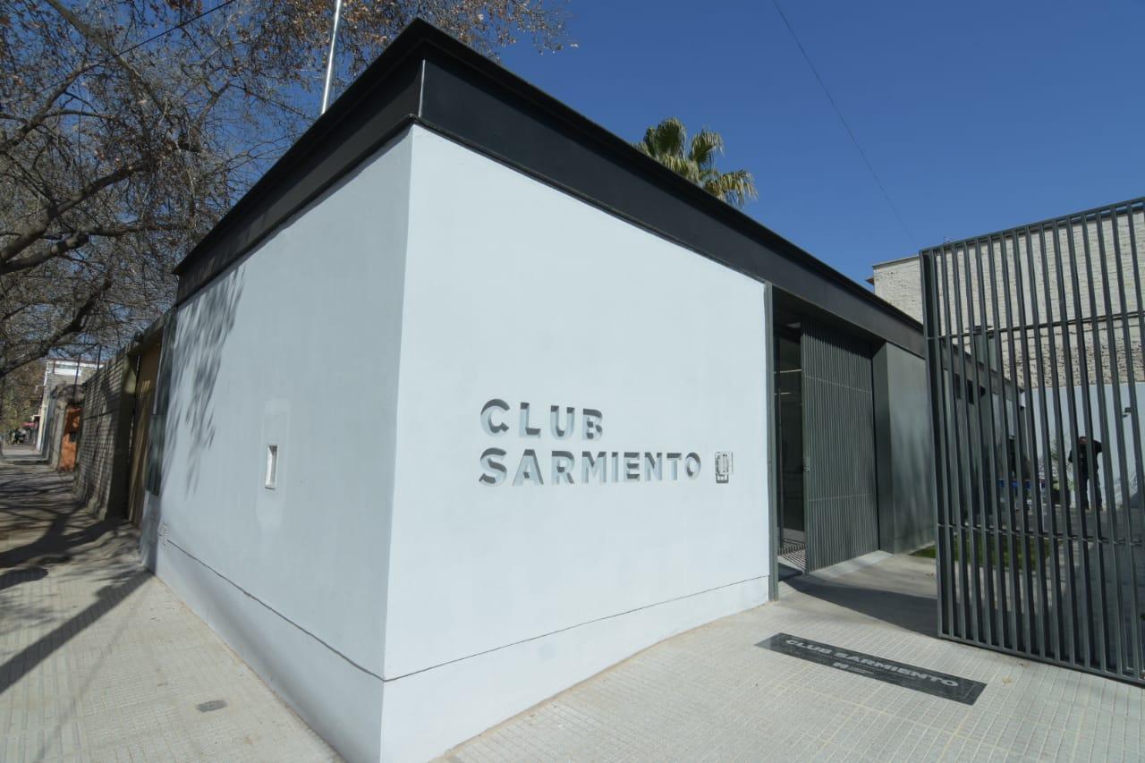 inauguraciòn punto conectividad club sarmiento 5