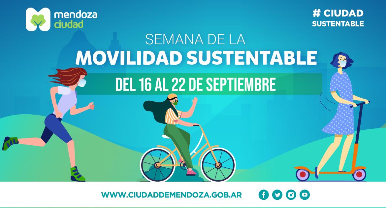 semana sustentable en la Ciudad de Mendoza
