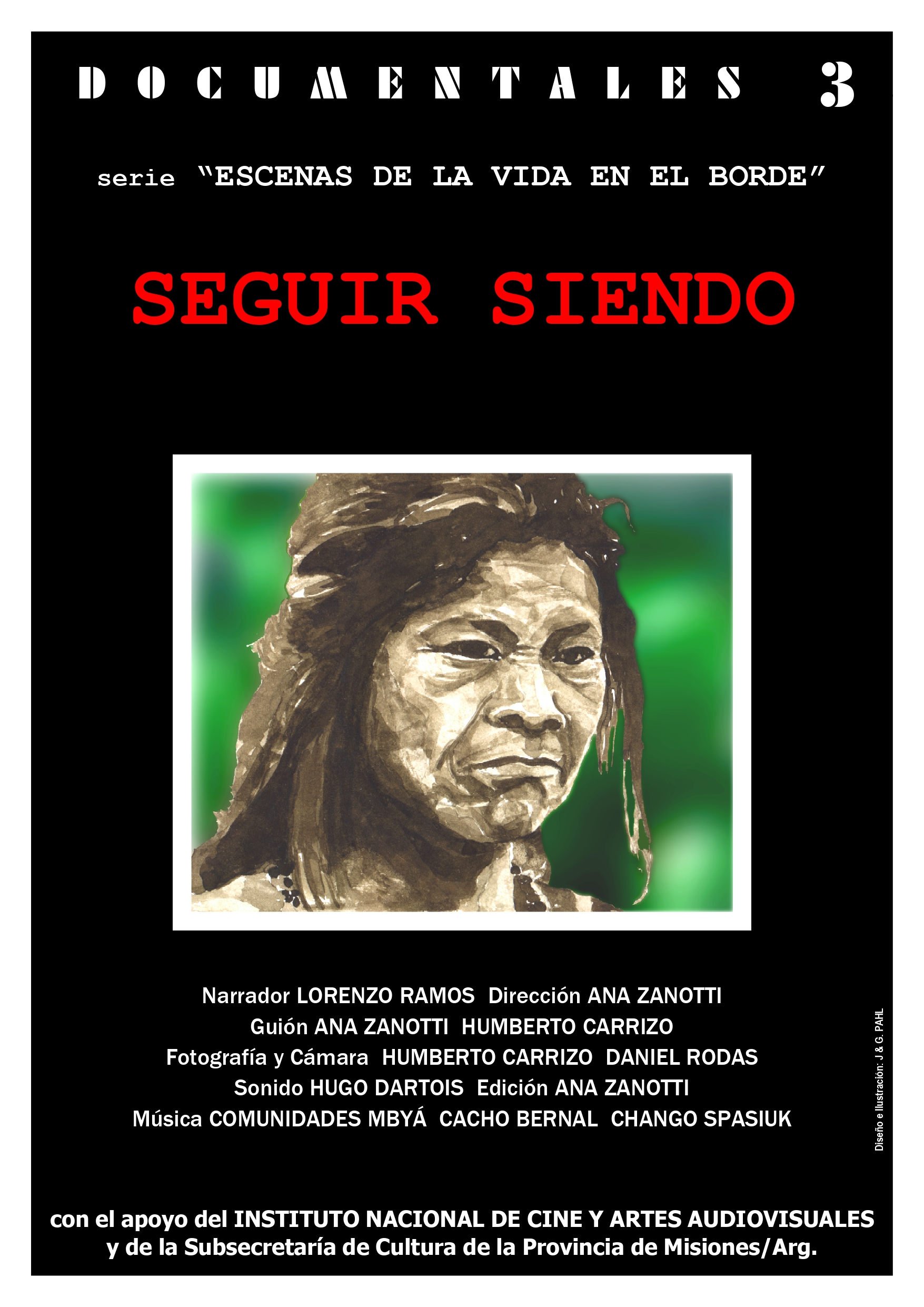 Afiche SEGUIR SIENDO page 0001