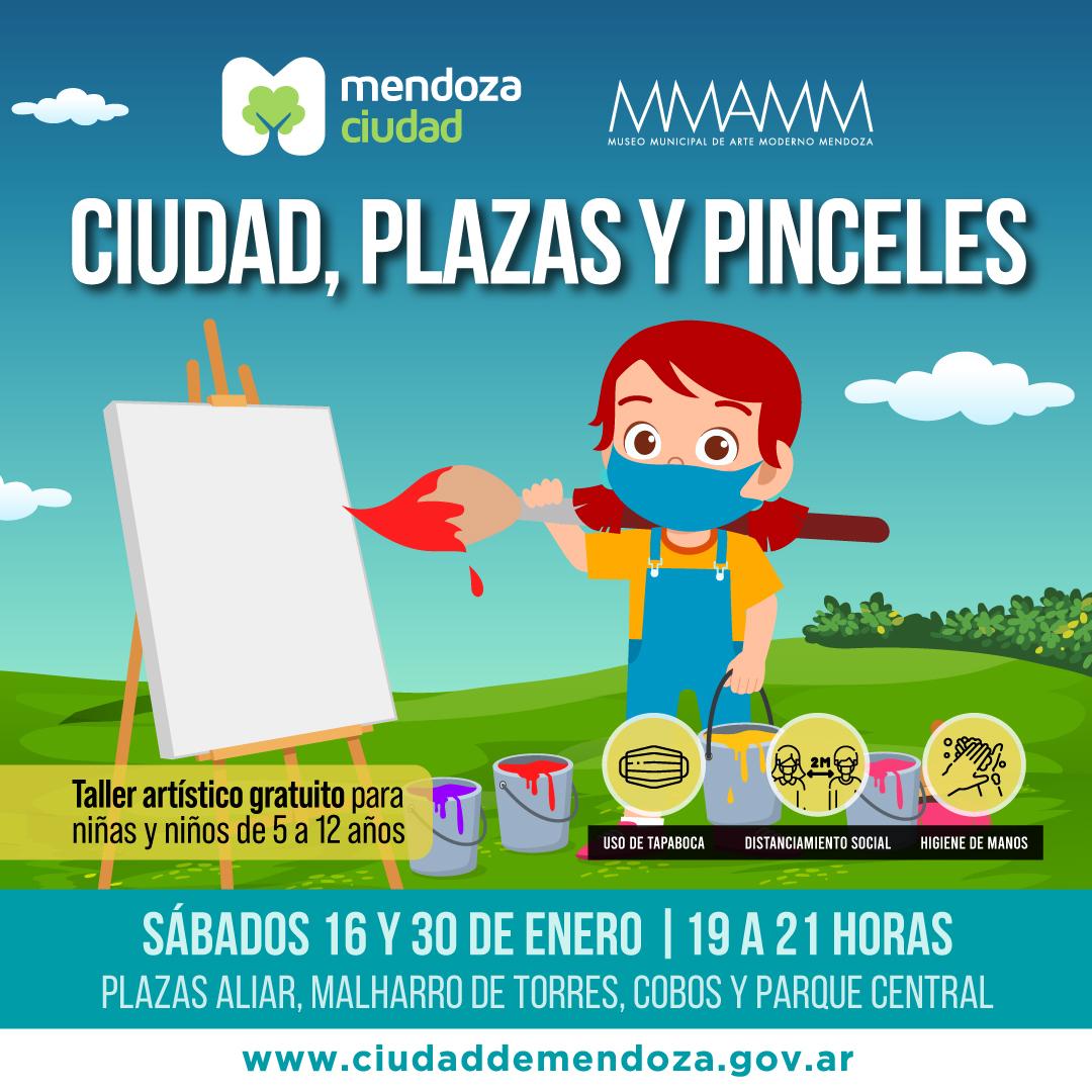 Ciudad plaza y pinceles enero FB