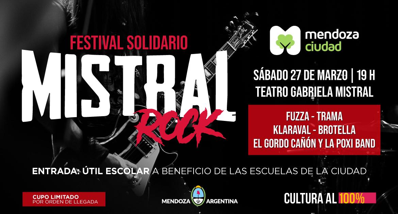 Mistral rock noticia