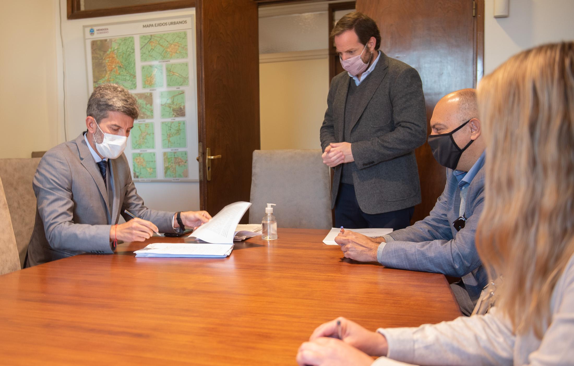 El Área Fundacional de la Ciudad de Mendoza recupera un espacio de alto valor histórico y patrimonial