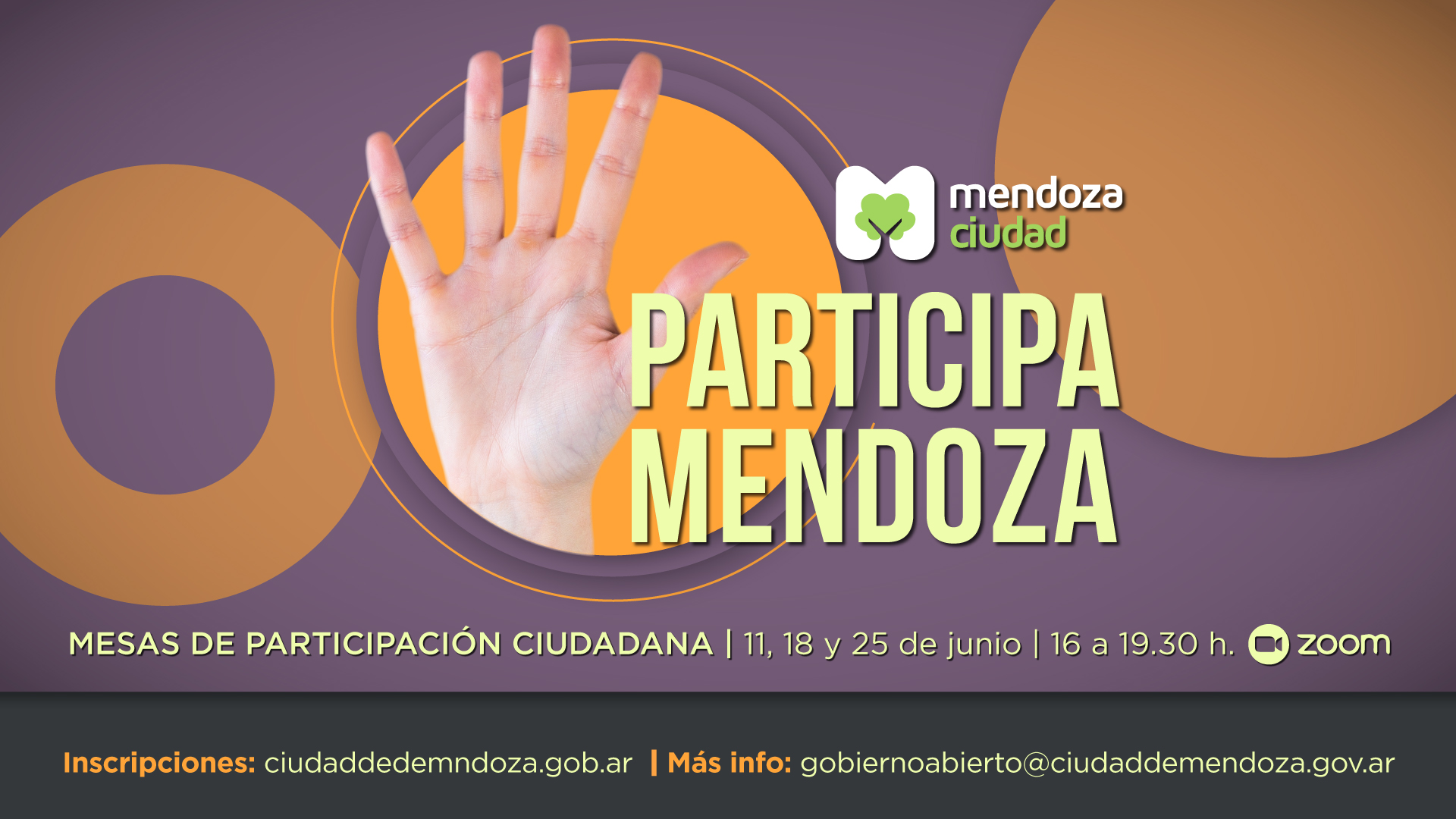 Participa Mendoza TW