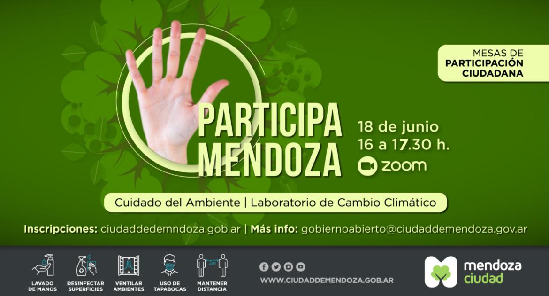 Participa Mendoza ambiente NT